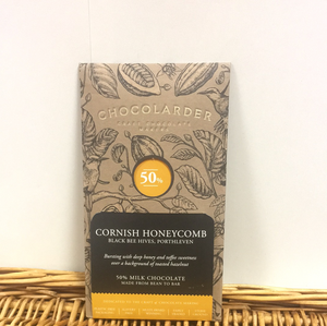 Chocolarder honeycombe chocolate 70g