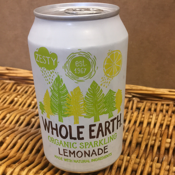 Whole Earth Sparkling Lemonade 330ml