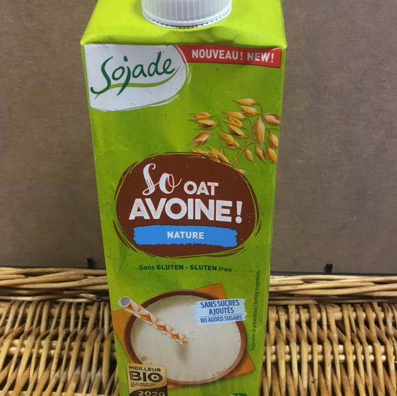 Oat milk Avoine Sojade 1l