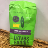 Doves Strong White Bread Flour 1.5kg