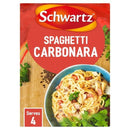 Schwartz Spaghetti Carbonara Mix 32gm