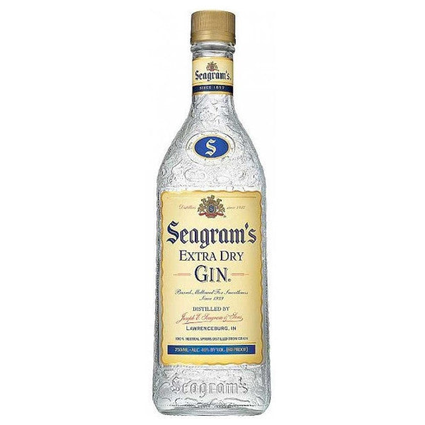 Seagrams Extra Dry Gin 70cl