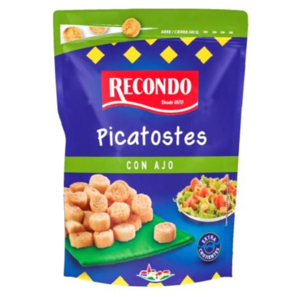 Recondo Croutons With Garlic 80gm