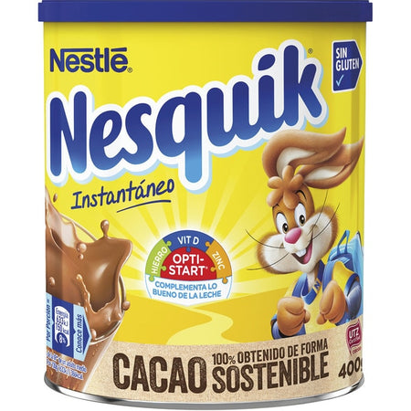 Nesquik Chocolate Milk Shake Mix 400gm