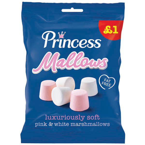 Princess Mallows 150gm