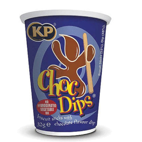 KP Original Choc Dips 35gm