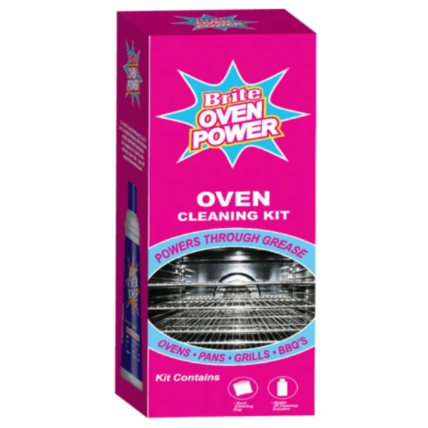 Oven Brite Complete Oven Cleaner Kit