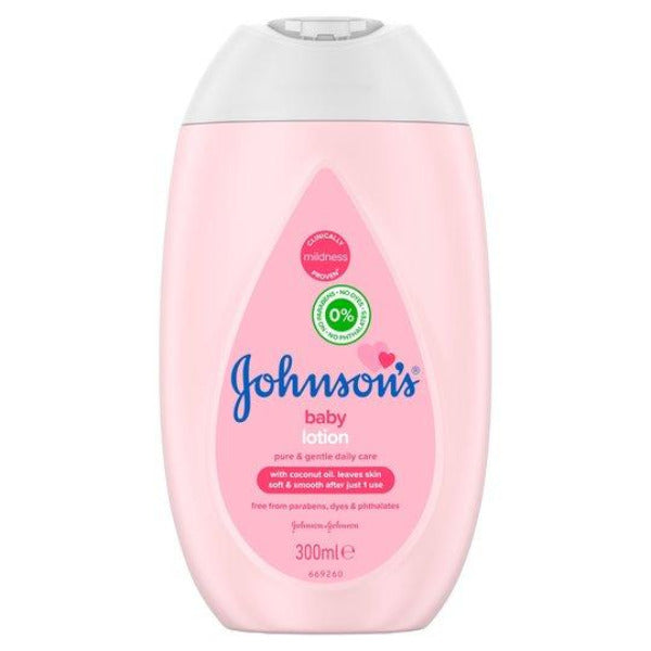 Johnsons Baby Lotion 300ml