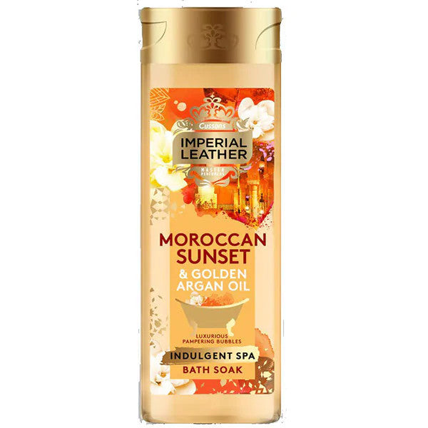 Imperial Leather Bath Soak Morrocan Sunset 500ml