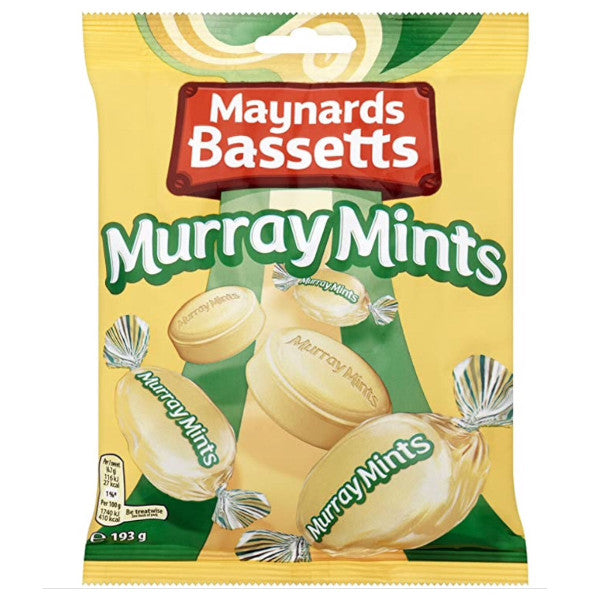 Maynards Bassetts Murray Mints 193gm