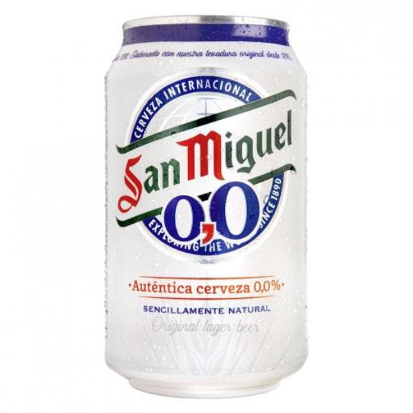 San Miguel Alchohol Free Lager 300ml