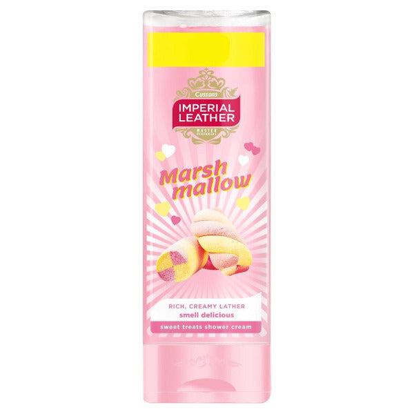 Imperial Leather Shower Gel Marshmallow 250ml