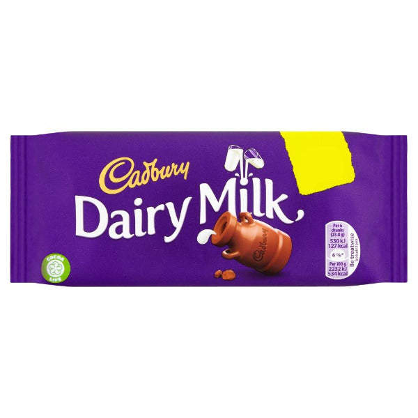 Cadburys Dairy Milk 95gm