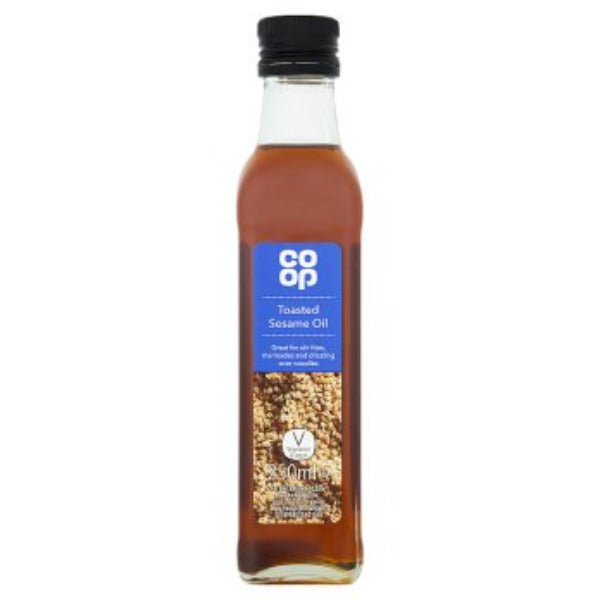 Coop Toasted Sesame Oil 250ml