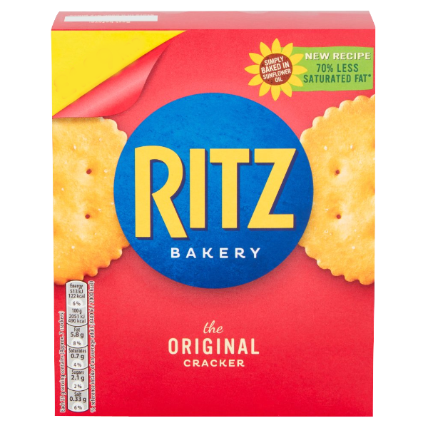 Ritz Original Crackers 200gm