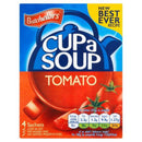Batchelors Cup a Soup Tomato 93gm 4 Pack
