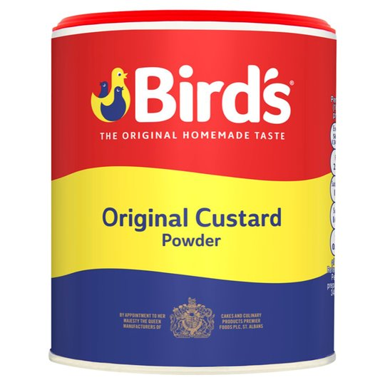Birds Original Custard Powder 300gm