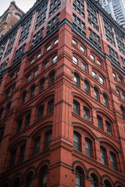 Red Brick Building - Bram Art Photography