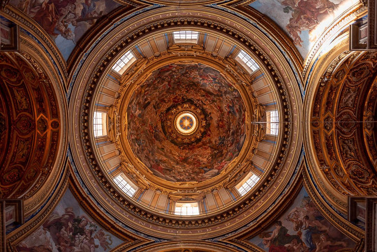 Church in Rome - Bram Art Photography