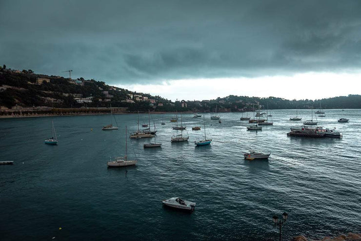 Boats in France - Bram Art Photography