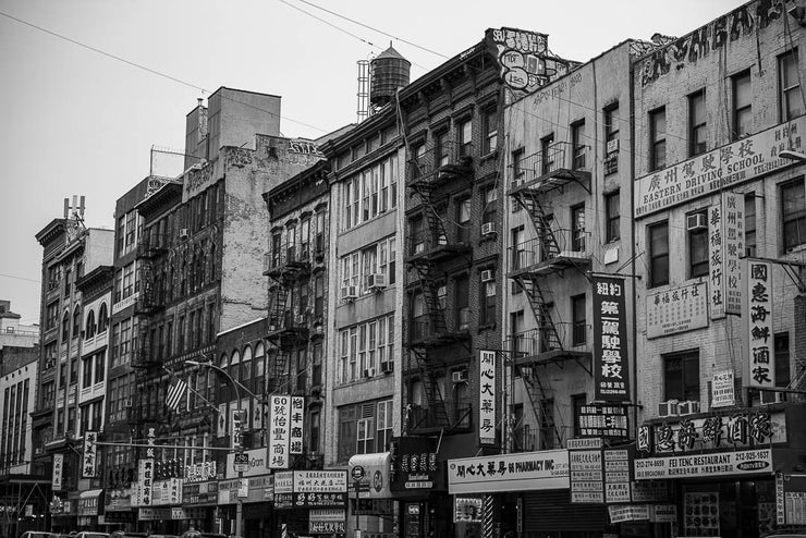 Chinatown N.Y. - Bram Art Photography
