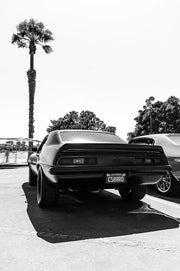 California Camaro - Bram Art Photography