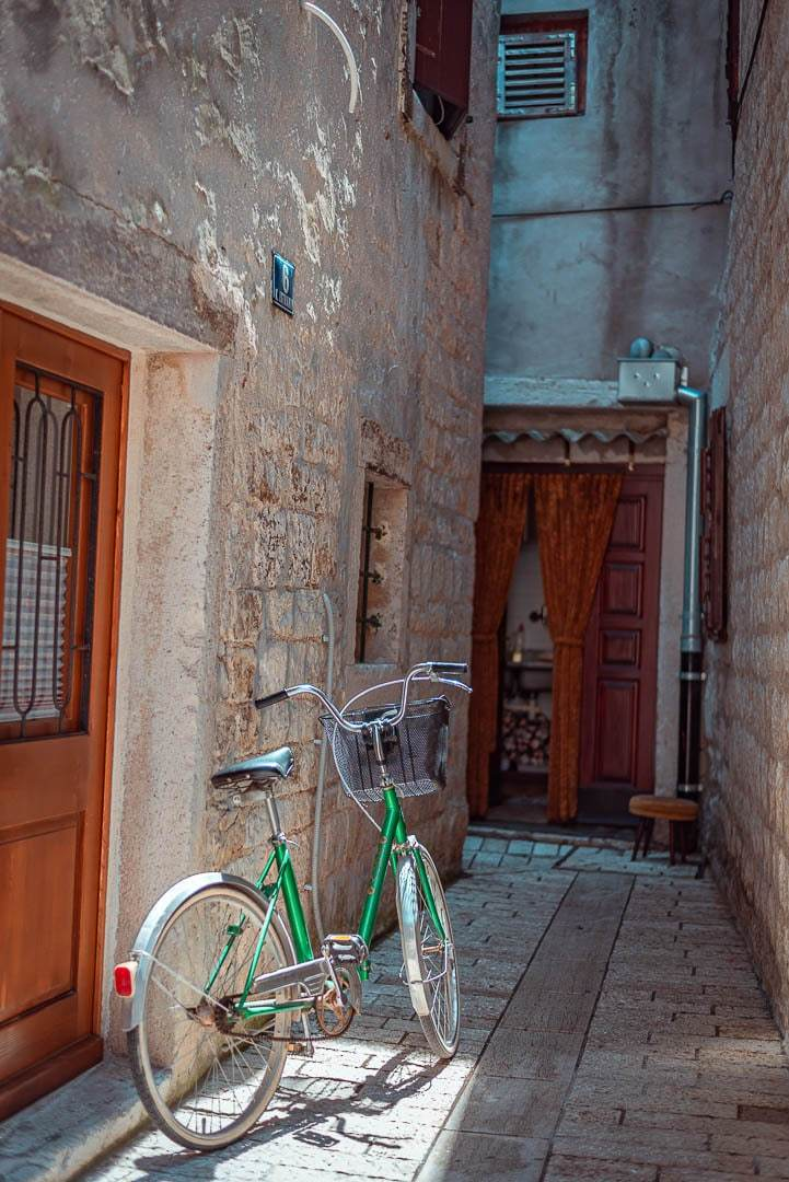 Croatia's Back Alley - Bram Art Photography