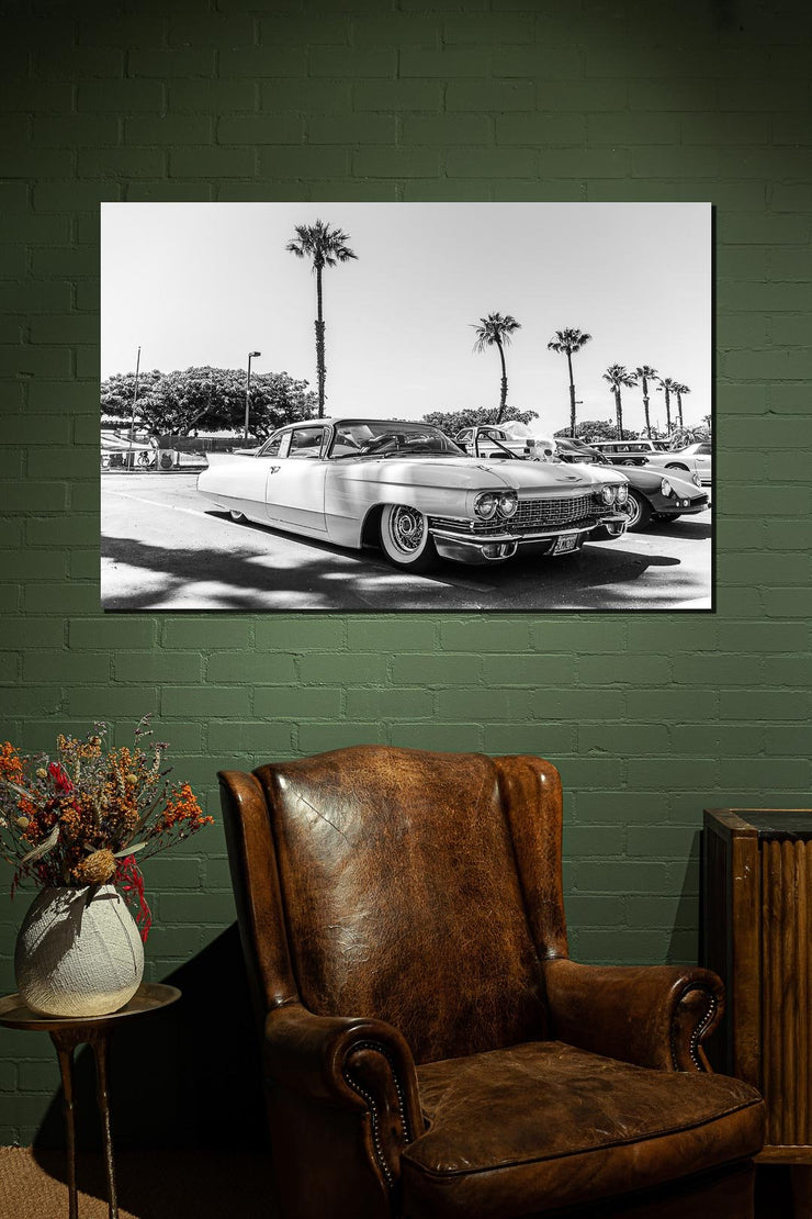 California Caddy - Bram Art Photography