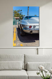 California Corvette - Bram Art Photography