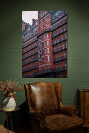 Chelsea Hotel New York - Bram Art Photography