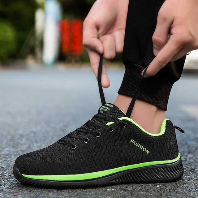 Thick Bottom Running Shoes | Men's shoes | Running Shoes |