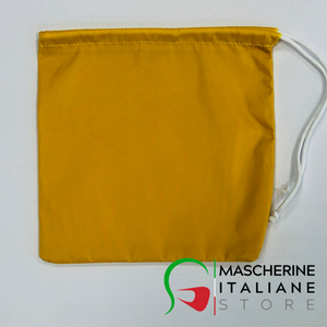 Sacchettini colorati porta mascherina