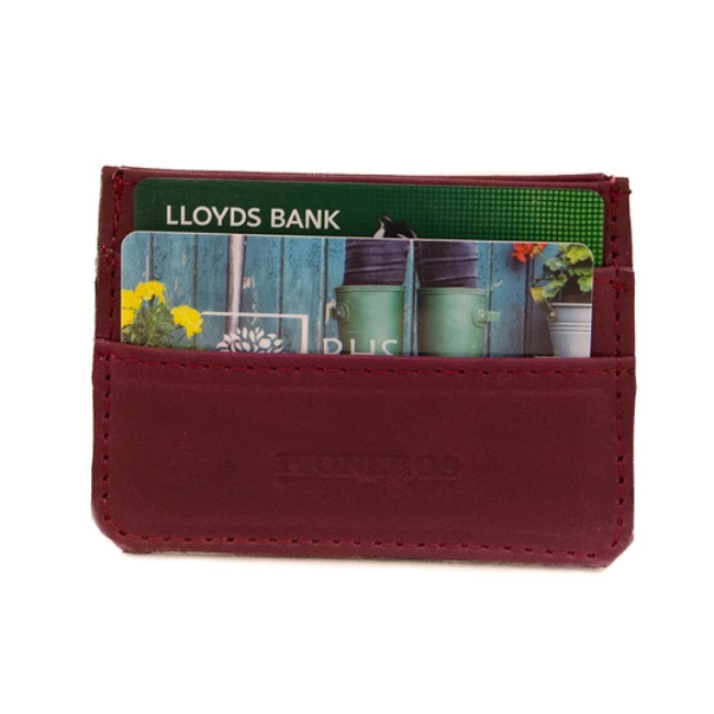 Card Holder - Plum