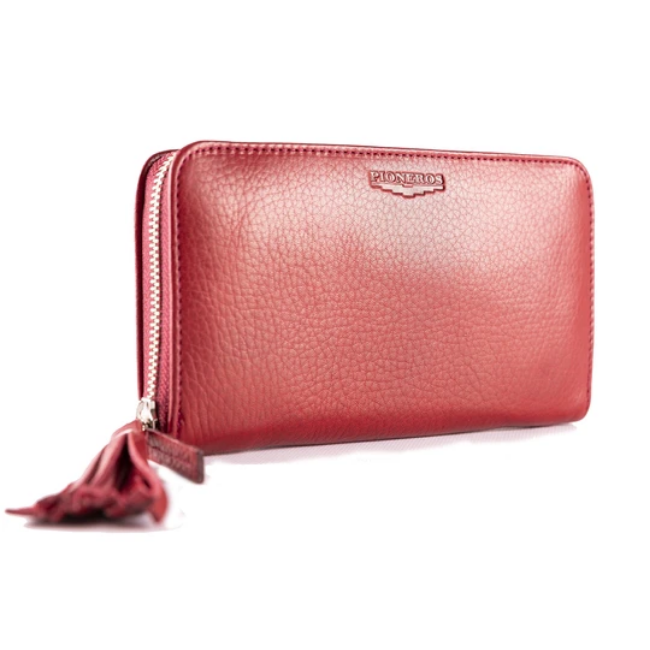 Classic Purse - Red