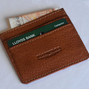 Card Holder - Butterscotch