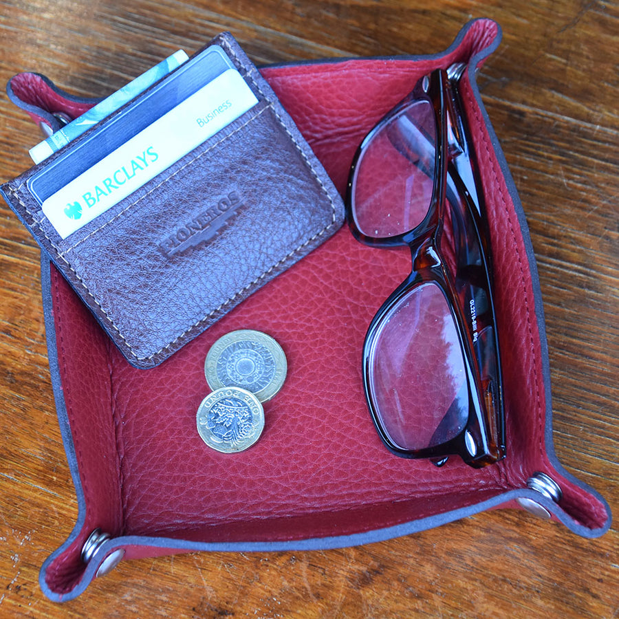 Coin Tray - Red