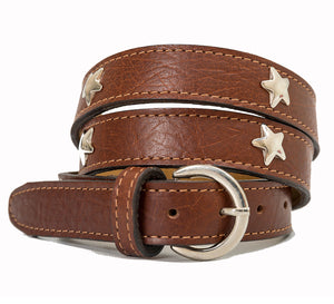 Star Belt - Marron