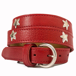 Star Belt - Red