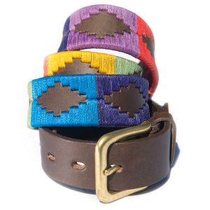 Polo belt - Rainbow