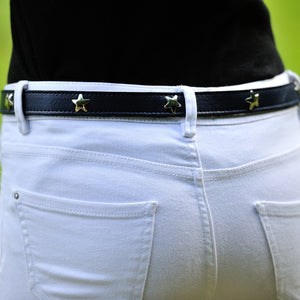 Star Belt - Navy