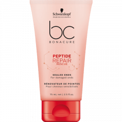 Schwarzkopf BC Peptide Repair Rescue Sealed Ends