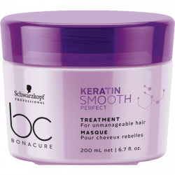 Schwarzkopf BC Keratin Smooth Perfect Treatment 200ml