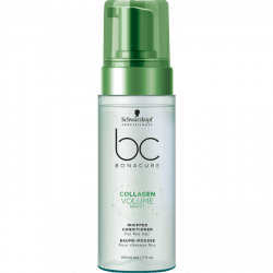 Schwarzkopf BC Collagen Volume Boost Whipped Conditioner 150ml