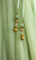 Ekta Solanki Lengha ~ Apple Net Kundan ~ WAS £875 NOW £320