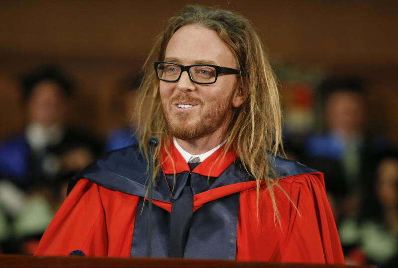 9 LIFE LESSONS FROM TIM MINCHIN