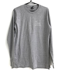 SUNRISE SQUIDS LONG SLEEVE GREY