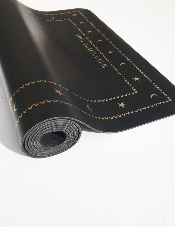 ORACLE DELUXE GOLD YOGA MAT