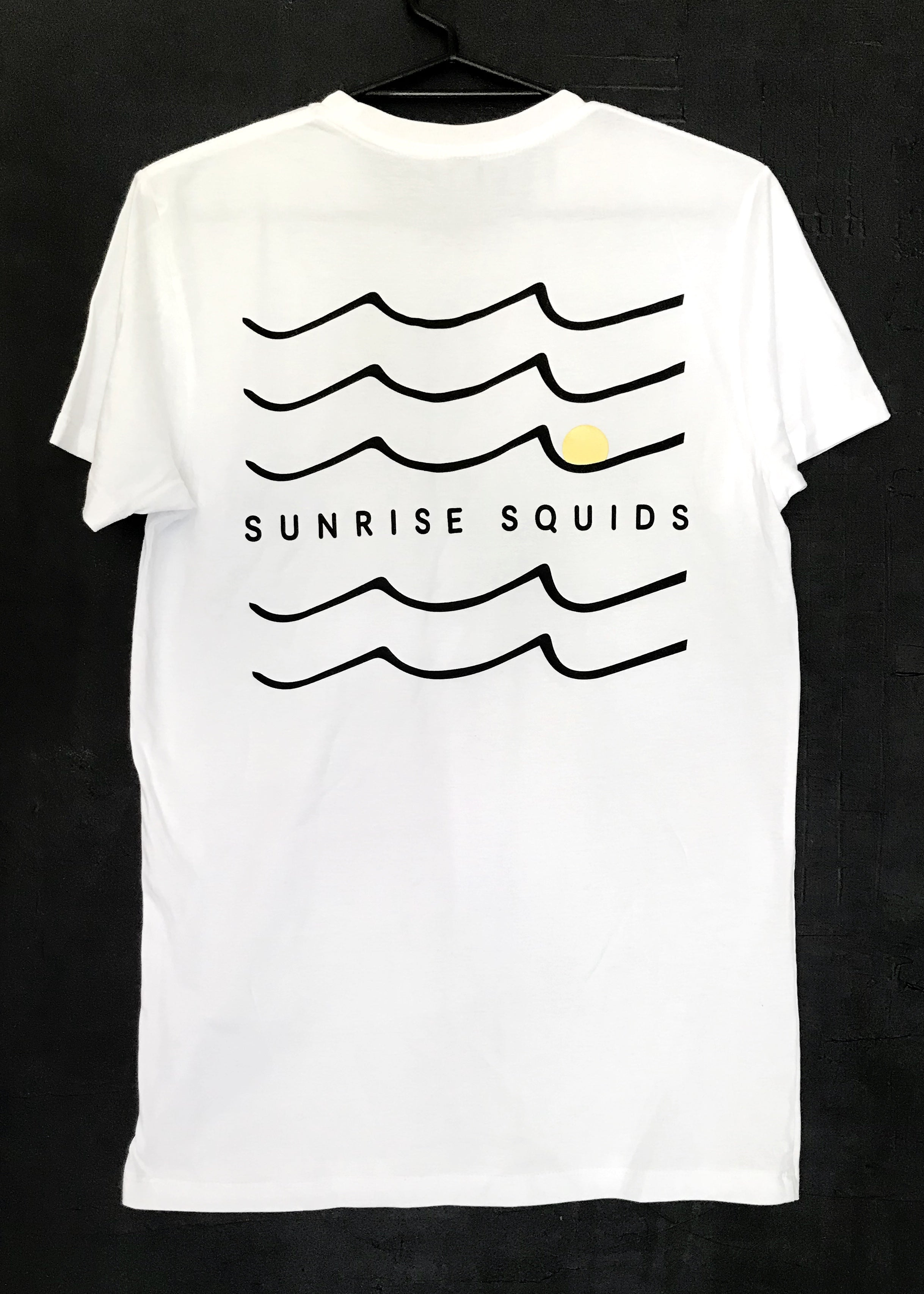 SUNRISE SQUIDS T-SHIRT