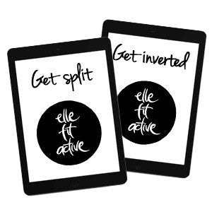 GET SPLIT + GET INVERTED