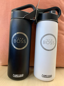 Team Boss CamelBak Carry Cap - emmacoburn.com